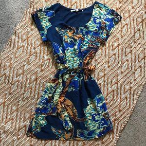 Collective Concepts Tie-Waist Dress